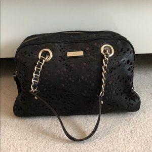 Kate Spade leather lace bag